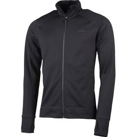 Lundhags Merino Full Zip Jacket Herre black